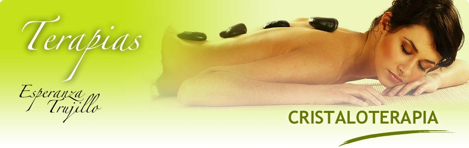 Cristaloterapia - Esperanza Trujillo