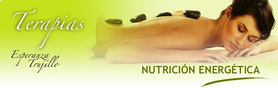 Nutrición Energética - Esperanza Trujillo