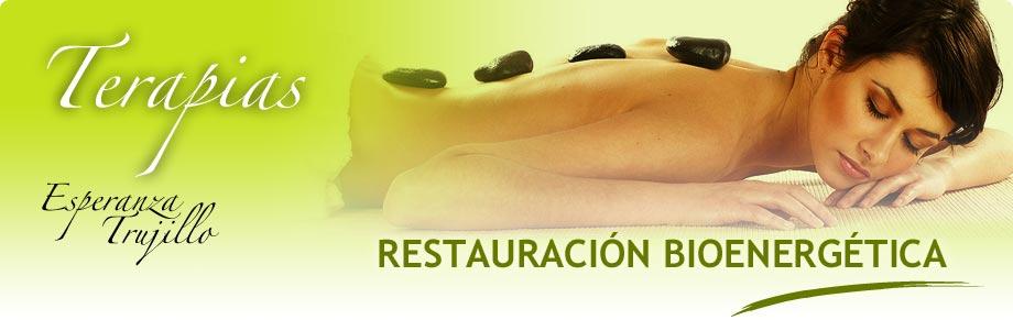 Restauración Bioenergética - Esperanza Trujillo