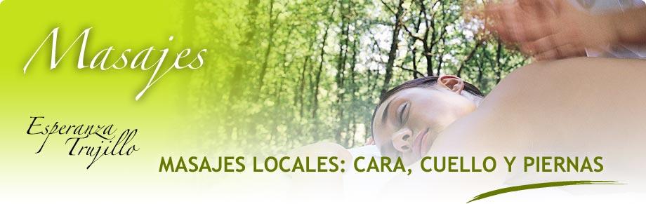 Masajes Locales - Esperanza Trujillo